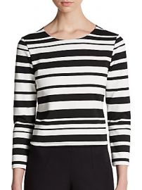 Striped top by Sam Edelman at Saks Off 5th