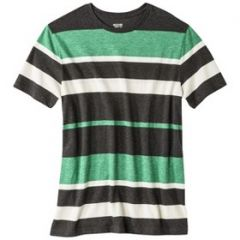 Striped tshirt by Mossimo at Target