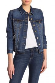 Studded Jean Jacket at Nordstrom Rack