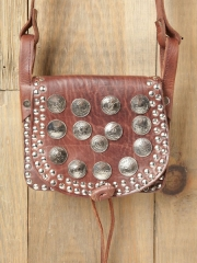 Studded Moroccan Crossbody at Free People