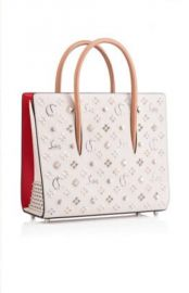 Studded Paloma Tote by Christian Louboutin at Christian Louboutin