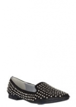 Studded loafers at Delias at Delias