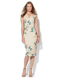 Studio Flora Sheath Dress - 7th Avenue at NY&C