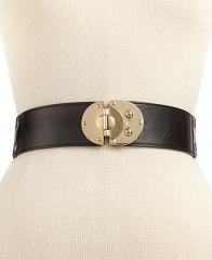 Styleandco Belt Status Stretch Belt - Handbags and Accessories - Macys at Macys