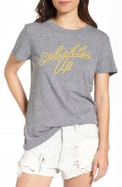 Sub Urban Riot Enlighten Up Graphic Tee at Nordstrom