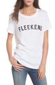 Sub Urban Riot Fleekend Graphic Tee at Nordstrom