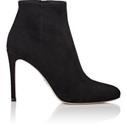 Suede Ankle Boots at Barneys