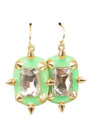 Sugar and Spiked Earrings at My Jewel Candy