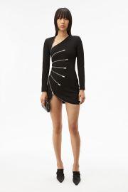 Sunburst Zip Dress at Alexander Wang
