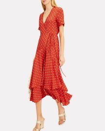 Sundara Wrap Dress at Intermix