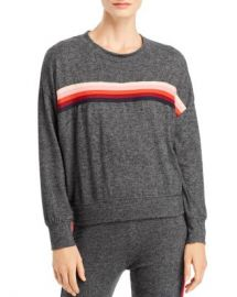 Sundry Center-Stripe Sweatshirt Women - Bloomingdale s at Bloomingdales
