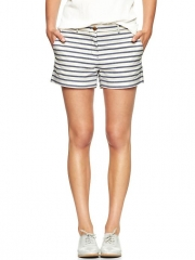 Sunkissed Stripe Shorts at Gap