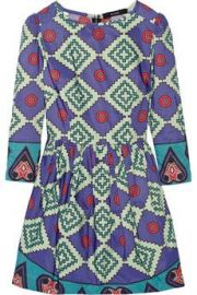 Suno printed dress at The Outnet