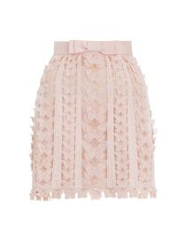 Super Eight Flutter Mini Skirt by Zimmermann at Zimmermann