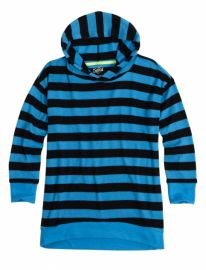 Super Soft Striped Hoodie at Justice