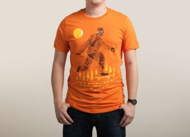 Surefooted Tee at Threadless