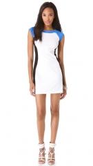 Susana Monaco Malai Colorblock Dress at Shopbop