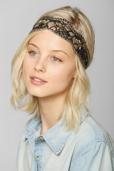 Swan Lake Headwrap at Urban Outfitters