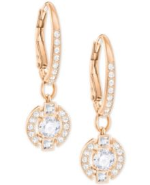 Swarovski Drop Earrings at Macys