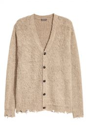 Sweater: Knit Cardigan by H&M at H&M