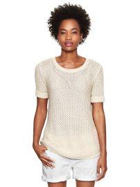 Sweater top at Gap