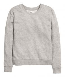 Sweatshirt at H&M