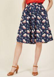 Sweet Spot A-Line Skirt at ModCloth