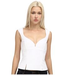Sweetheart top at Zappos
