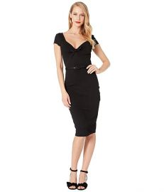 Sweetheart wiggle dress at Zappos