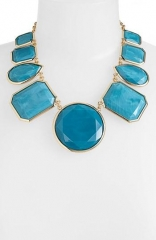 Swirl around necklace by Kate Spade at Nordstrom