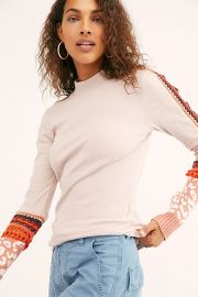 Switch It Up Cuff Top at Free People