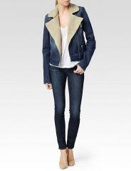 Sydney jacket by Paige Denim at Paige