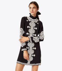 Sylvia Dress at Tory Burch