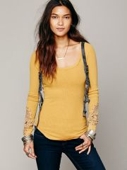 Synergy Cuff Thermal at Free People