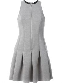 T By Alexander Wang Neoprene Effect Skaterdress - Luciana at Farfetch