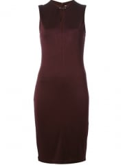 T By Alexander Wang Slit Front Dress - Divo at Farfetch
