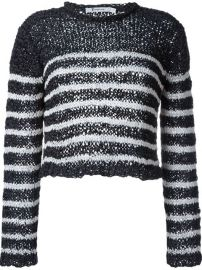 T By Alexander Wang Striped Jumper - My O My at Farfetch