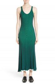 T by Alexander Wang Ribbed Maxi Dress at Nordstrom
