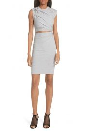 T by Alexander Wang Twist Keyhole Dress at Nordstrom