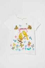 T-shirt with Motif at H&M