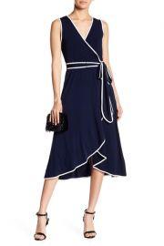 TASH + SOPHIE wrap dress at Nordstrom Rack