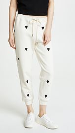 THE GREAT  The Cropped Sweatpants at Shopbop