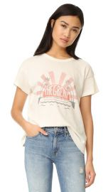 THE GREAT  The Palm Crew Tee at Shopbop