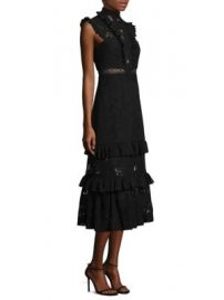 THREE FLOOR - Boulevard Ruffled Shift Dress at Saks Fifth Avenue
