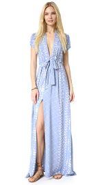 TULAROSA Joel Plunge Dress at Shopbop