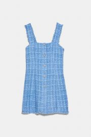 TWEED DRESS at Zara