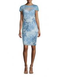 Tadashi Shoji - Tonal Lace Dress at Saks Fifth Avenue
