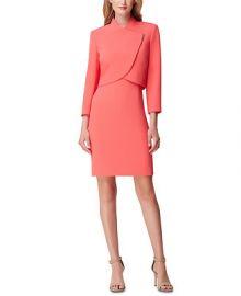Tahari ASL Cropped-Jacket Dress Suit   Reviews - Wear to Work - Women - Macy s at Macys