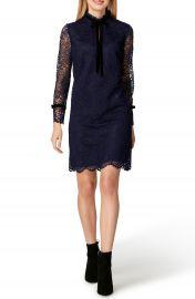 Tahari Lace Shift Dress at Nordstrom