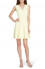 Tahari Scallop Fit   Flare Dress at Nordstrom